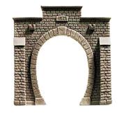 Noch 48051 - Tunnel Portal, single track, 10 x 10 cm