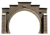 Noch 48052 - Tunnel Portal, double track, , 16 x 10,5 cm