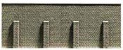 Noch 48057 - Retaining Wall, extra long, 51,6 x 9,8 cm