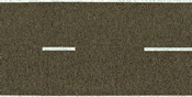 Noch 48470 - Federal Road, grey, 100 x 4,8 cm