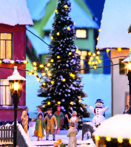 Noch 51202 - Fairy Lights and Star of Bethlehem