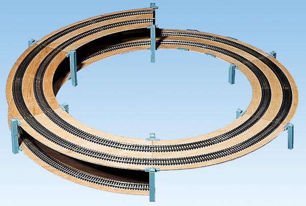 Noch 53004 - LAGGIES Standard Helix, track radius 360/437,5 mm,