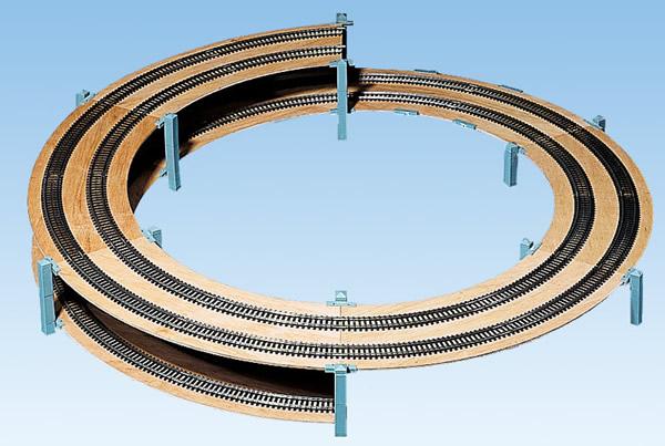 Noch 53009 - LAGGIES Standard Helix, track radius 515/579,3 mm,