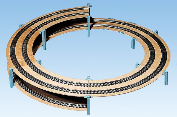 Noch 53026 - LAGGIES Standard Helix, track radius 194/230 mm,