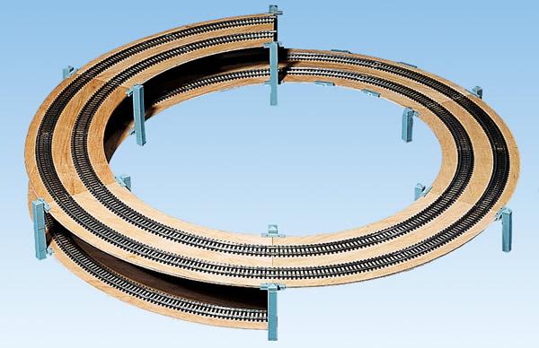 Noch 53027 - LAGGIES Standard Helix, track radius 329/362 mm,