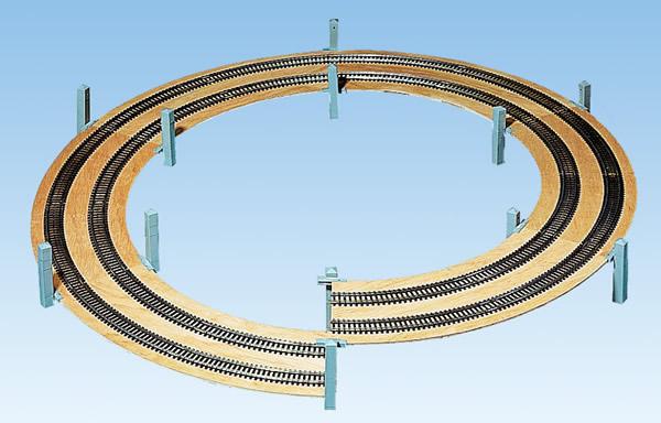 Noch 53101 - LAGGIES Add-on Helix, track radius 360 mm,