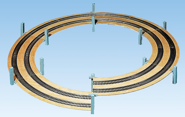 Noch 53105 - LAGGIES Add-on Helix, track radius 420/483 mm,