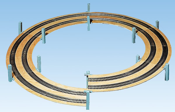 Noch 53107 - LAGGIES Add-on Helix, track radius 481/542,8 mm,