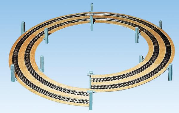 Noch 53109 - LAGGIES Add-on Helix, track radius 515/579,3 mm,