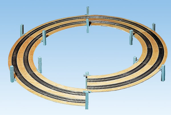 Noch 53126 - LAGGIES Add-on Helix, track radius 194/230 mm,