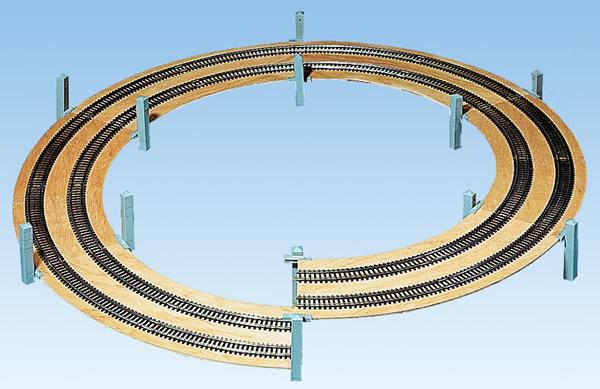 Noch 53127 - LAGGIES Add-on Helix, track radius 330/362mm,