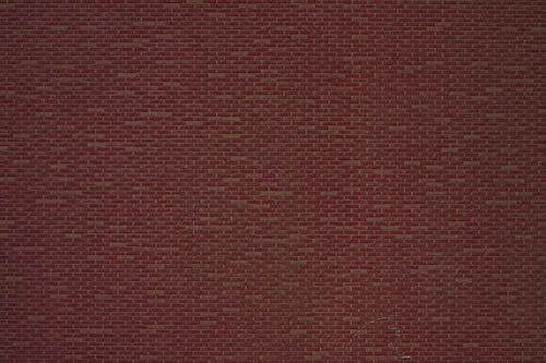Noch 56104 - Brick wall weathered + wall