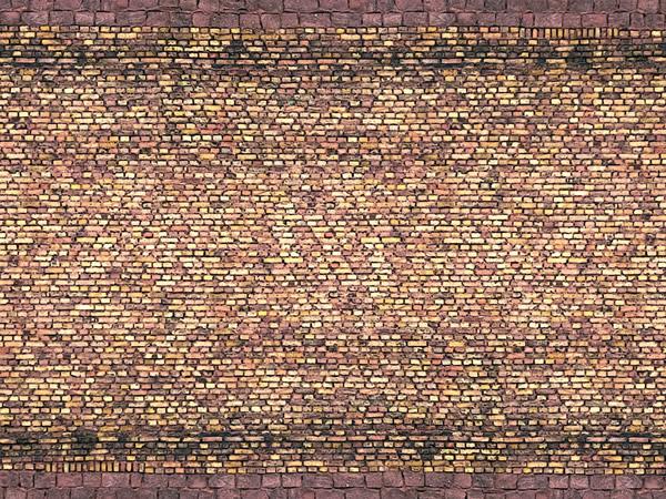 Noch 56605 - 3D Cardboard Sheet Brick
