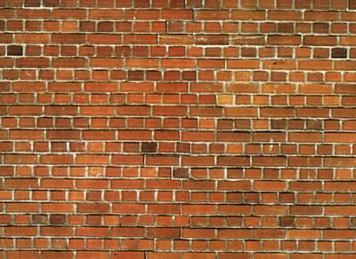 Noch 57550 - Carton Wall Red Brick