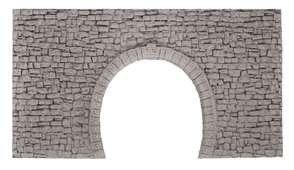 Noch 58027 - Tunnel Portal, double track, for narrow-gauge
