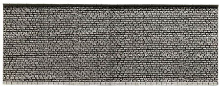 Noch 58055 - Wall, extra long, 66,8 x 12,5 cm