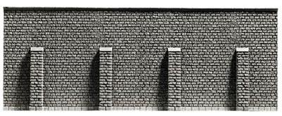 Noch 58056 - Retaining Wall, 33,4 x 12,5 cm