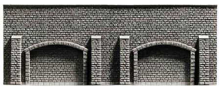 Noch 58059 - Arcade Wall, extra long, 66,8 x 12,5 cm