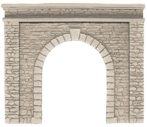 Noch 58061 - Tunnel Portal, single track, 15 x 12,5 cm