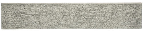Noch 58065 - Wall, extra long, 66 x 12,5 cm