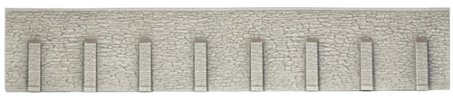 Noch 58067 - Retaining Wall, extra long, 66 x 12,5 cm