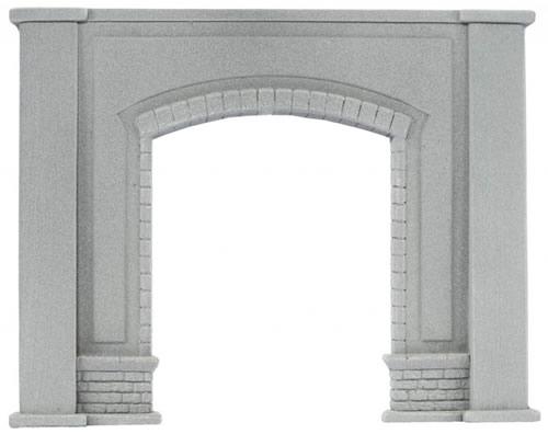 Noch 58081 - Tunnel Portal, single track, 15,4 x 12,5 cm