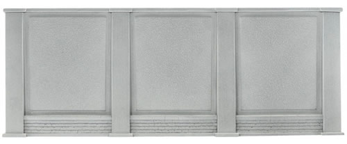 Noch 58084 - Wall, 32,9 x 12,5 cm
