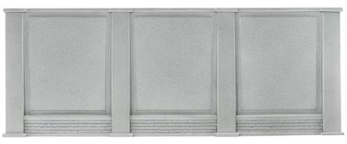 Noch 58085 - Wall, extra long, 64,1 x 12,5 cm