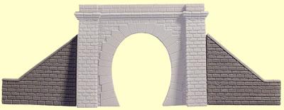 Noch 58141 - Wing Walls for Tunnel Portal