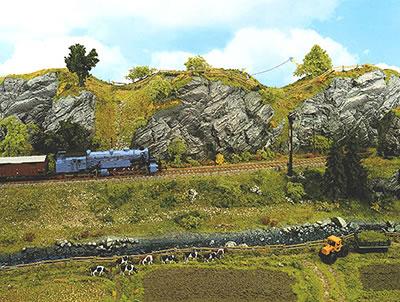 Noch 58490 - Rock Wall Limestone