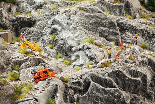 Noch 58491 - Quarry Rock Wall