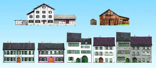 Noch 60308 - Alpine Countries