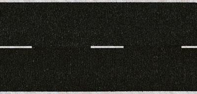 Noch 60410 - Asphalt Road, black, 100 x 4,8 cm