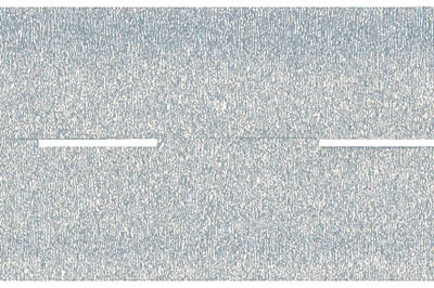 Noch 60490 - Highway, grey, 100 x 7,4 cm