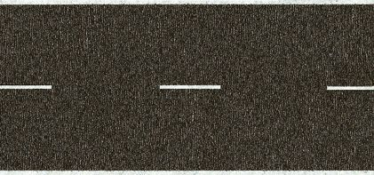 Noch 60610 - Country Road, grey, 200 x 4,8 cm