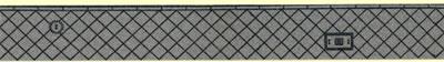 Noch 60726 - Pavement, 100 x 2,5 cm