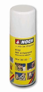Noch 61152 - Spray & Fix Adhesive