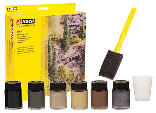 Noch 61200 - Nature Paints Set