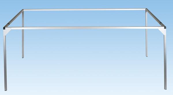 Noch 62070 - Aluminium Frame, 120 x 70 cm