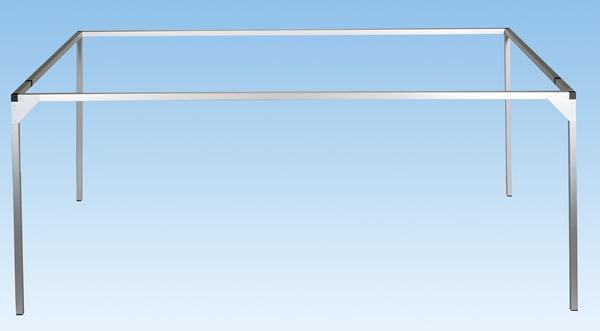 Noch 62100 - Aluminium Frame, 120 x 100 cm