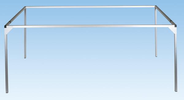 Noch 62369 - Aluminium Frame, 100 x 69 cm