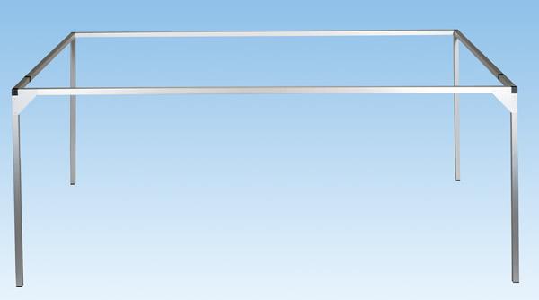 Noch 62400 - Aluminium Frame, 100 x 69 + 31 cm