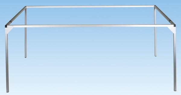 Noch 62420 - Aluminium Frame, 125 x 60 cm