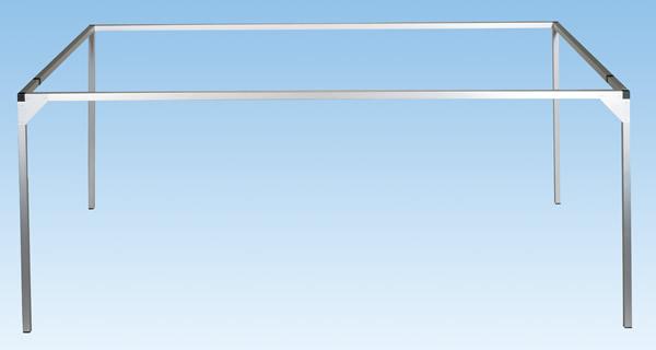 Noch 62475 - Aluminum Frame, 175 x 100 cm