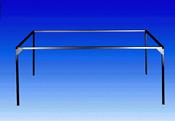 Noch 62550 - Aluminium Frame, 250 x 140 cm