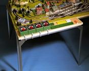 Noch 62660 - Aluminium Frame, for Transformer Panel Kit no.