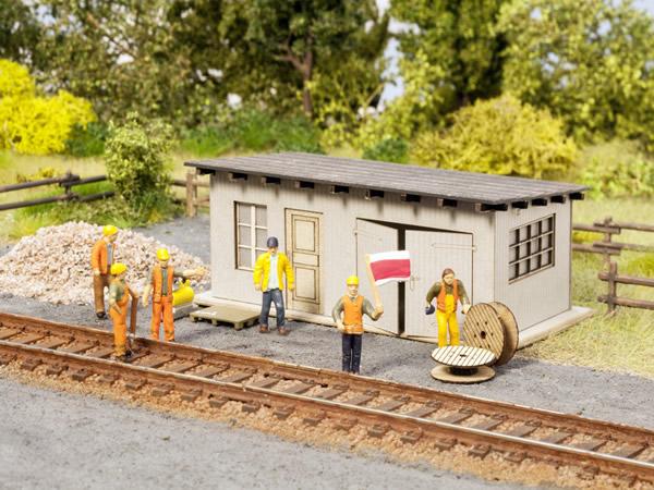 Noch 65611 - Scenery Set Track Construction