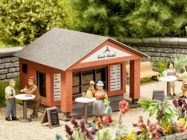 Noch 65613 - Scenery Set Takeaway