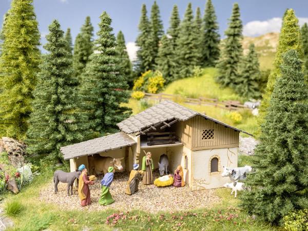 "Noch 65620 - Scenery Set ""Christmas Crib"""