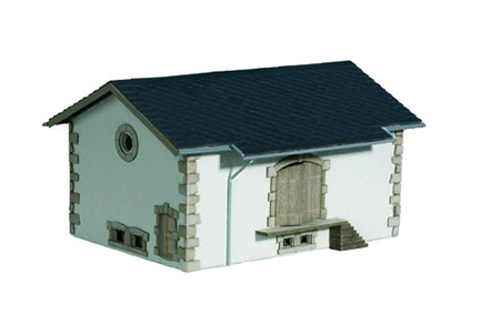 Noch 66100 - Goods shed